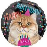 Anagram BALLON MYLAR 18PO - HAPPY BIRTHDAY CHAT