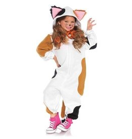 Leg Avenue COSTUME CALICO KIGARUMI FUNSIE CAT CHILD