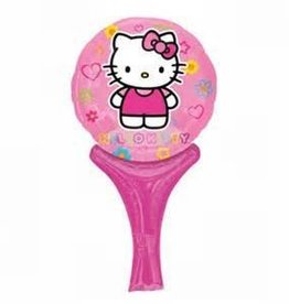 Anagram BALLON MYLAR BAGUETTE HELLO KITTY