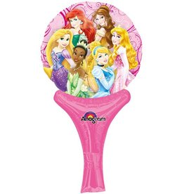 Anagram BALLON MYLAR BAGUETTE PRINCESSES DISNEY