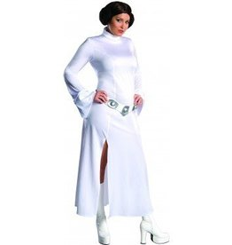 RUBIES COSTUME PRINCESS LEIA ADULT - PLUS SIZE