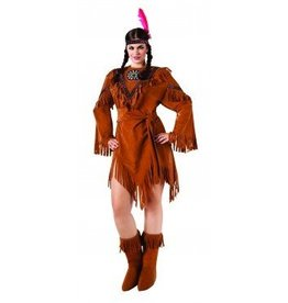 RUBIES COSTUME INDIAN ADULT - PLUS SIZE