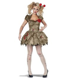 California Costumes COSTUME VOODO DOLL