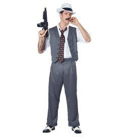 California Costumes COSTUME ADULTE GANGSTER -