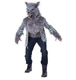 California Costumes COSTUME BLOOD MOON WAREWOLF