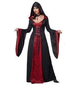 California Costumes COSTUME GOTHIC DRESS