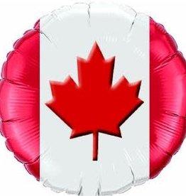 "Qualatex BALLON MYLAR 18"" CANADA"
