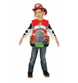 RUBIES COSTUME INFANT CANDY CATCHER PAW PATROL MARSHALL