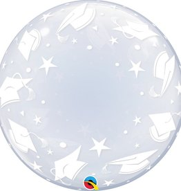 Qualatex GRADUATION BUBBLES BALLOON