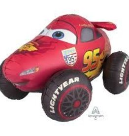 Anagram BALLON MYLAR AIRWALKER - CARS 3