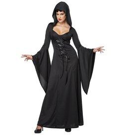 California Costumes COSTUME ADULTE ROBE A CAPUCHE DELUXE