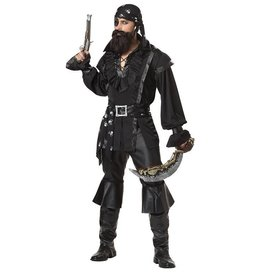 California Costumes COSTUME ADULTE PIRATE PILLEUR
