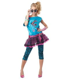 California Costumes COSTUME 80S VALLEY LADY