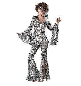 California Costumes COSTUME ADULTE DISCO FOXY LADY