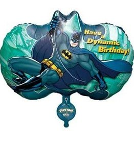 Qualatex BALLON MYLAR SUPERSHAPE MUSICAL - BATMAN