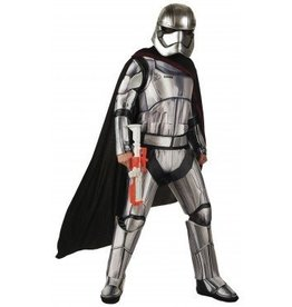 RUBIES *COSTUME ADULTE CAPITAINE PHASMA DELUXE