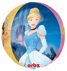 Anagram BALLON ORBZ - PRINCESSES DISNEY