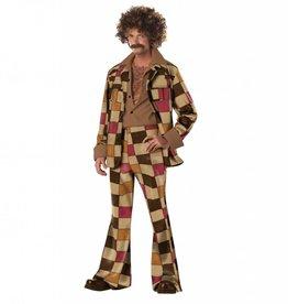 California Costumes COSTUME ADULTE DISCO LOUCHE