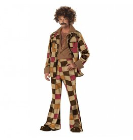 California Costumes COSTUME ADULTE DISCO LOUCHE