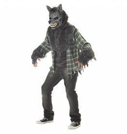 California Costumes COSTUME GRAY WAREWOLF
