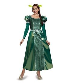 Disguise COSTUME ADULTE FIONA DELUXE