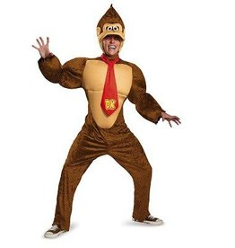 Disguise COSTUME ADULTE DONKEY KONG
