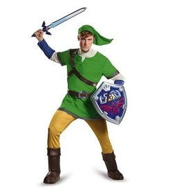 Disguise COSTUME LINK DELUXE - LEGEND OF ZELDA