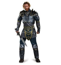 Disguise COSTUME ADULTE LOTHAR MUSCLE