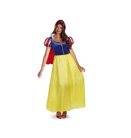 Disguise *COSTUME ADULTE BLANCHE NEIGE DELUXE