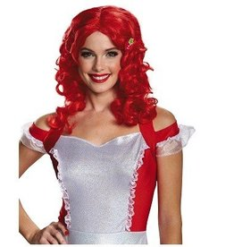 Disguise WIG STRAWBERRY SHORTCAKE ADULT