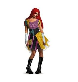 Disguise COSTUME ADULTE SALLY DELUXE