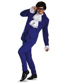 Disguise COSTUME ADULTE AUSTIN POWERS DELUXE