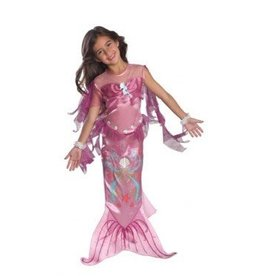 RUBIES COSTUME PINK SIREN CHILD