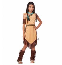 California Costumes COSTUME INDIAN PRINCESS CHILD
