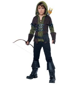 California Costumes COSTUME ROBIN HOOD CHILD