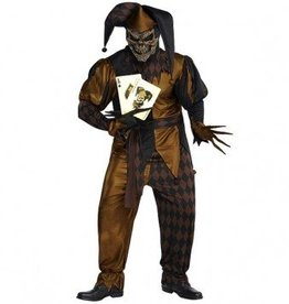 Amscan COSTUME CRAZY JOKER