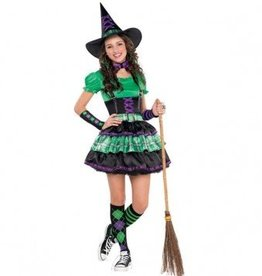 Amscan COSTUME WICKED COOL WITCH