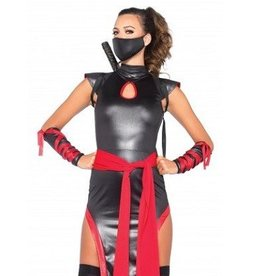 Leg Avenue COSTUME SHADOW NINJA