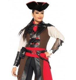 Leg Avenue COSTUME ADULTE AVELINE - ASSASSIN'S CREED LIBERATION