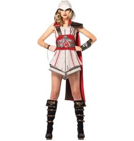 Leg Avenue *COSTUME ADULTE EZIO FILLE - ASSASSIN'S CREED