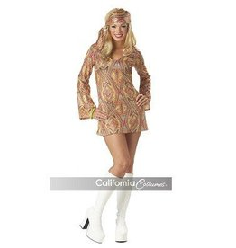California Costumes COSTUME DISCO DOLLY
