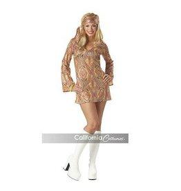 California Costumes COSTUME DISCO DOLLY