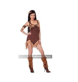 California Costumes COSTUME NATIVE AMERICAN PRINCESS