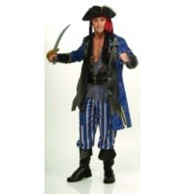 RUBIES *COSTUME ADULTE CAPITAINE PIRATE