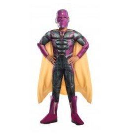 RUBIES *COSTUME ENFANT VISION MUSCLE DELUXE