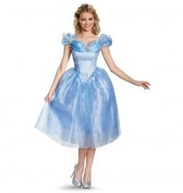 Disguise *COSTUME ADULTE CENDRILLON DELUXE