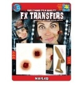 TINSLEY PROTHESE FX TRANSFERS - NAILED