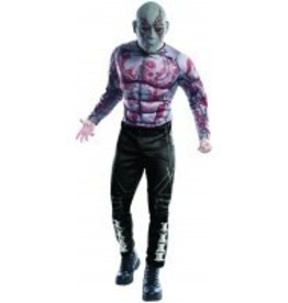 RUBIES *COSTUME DRAX THE DESTROYER MUSCLE