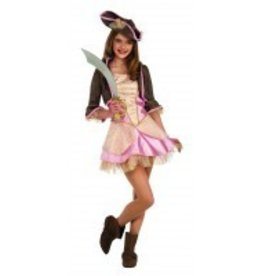 RUBIES COSTUME PINK PIRATE