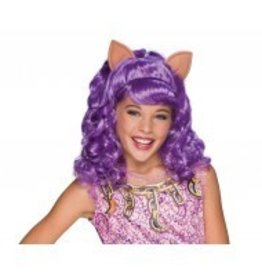 RUBIES PERRUQUE MONSTER HIGH - CLAWDEEN WOLF